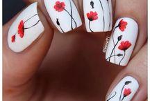 kwiaty maki