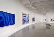 Hirschhorn Museum / Showcases modern and contemporary art and sculpture. Located in Washington, DC.