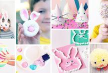 Decoración para Pascua / Decoración Pascua y como decorar lo huevos de Pascua de manera creativa y diferente. Selección de imágenes con huevos de pascua. Diseños y decoraciones, lunes de pascua.
