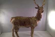 Animal Collectibles / Hand made animal products.