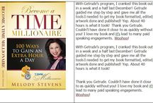 How to write a book in 40 Hours - Testimonials / Testimonials from Authors I have coached this year!