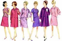 1960s Fashions / by Jennifer Rosbrugh