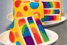 Birthday cakes / Birthday cakes - ideas, recipes and inspiration.