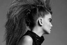 Hair- avant garde