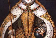Tudor and Elizabethan Clothing