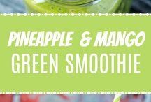 Recipes: Smoothies