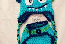 Crochet - Baby/Kids / by Bridgette Gilliam
