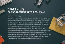 START -  UP s ??  FACING PROBLEMS ? NEED A SOLUTION ?