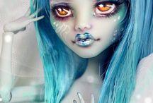 Crazy Beautiful Dolls
