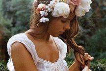 ideas de coronas flores