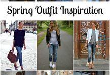 // Seasons: Spring Fashion