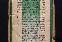 Koffie Van Eigen Bodem / Koffie (machines) van nederlandse bodem