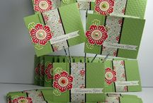 Card Ideas - SU Mixed Bunch / by Lisa Gundrum
