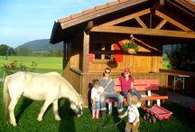 Urlaub auf dem Bauernhof
