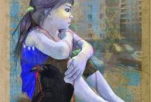 AnnaTarach - Illustration / it´s my Illustration