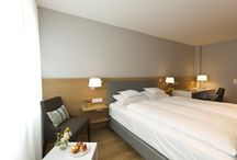 Neue Impressionen vom Hotel Maier, Friedrichshafen / Unsere reservierten Zimmer sind fertig - hier die ersten Eindrücke. Zwar noch unbearbeitet - aber wir fanden Sie sooo schön!