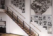 Trappe muur