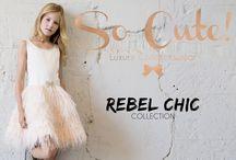 Rebel Chic / Hippe en stijlvolle kleding voor bruidskinderen. Jurkjes in ivoor, mint en roze van kant tule en veertjes.   Tags: kinderbruidsmode, kinderbruidsmode, bruidsmeisjes jurkjes, kinderen, meisjes, kinderkleding, kleedje, communiekleding, communiekleed, verenjurkje, tulejurkje