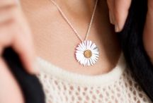 Daisy London Jewellery / Daisy London Jewellery is inspired by the beauty of nature and inner happiness. Fall in love with the brand's chakra, good karma and daisy designs. #jewellery #daisy #karma #chakra