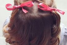 Penteados para menina