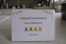 Classical Conversations Cycle 2 / by Melissa Corkum