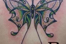 Tattoos / by MarJo Williamson