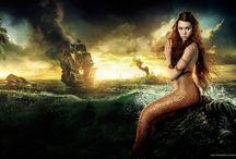 Mermaids and Fairies / by Brianna Robnett