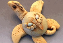 Polymer Clay Projects / by Annalea Cassell