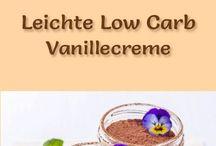 Low Carb Dessert/ Kuchen