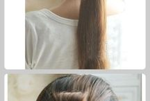 the HAIR! / hair styling