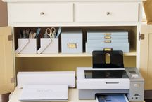 Closet Office for Mom / by Jemma Pugsley