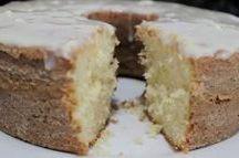 bolos e tortas doces