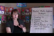 Math class ideas