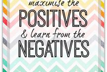 Positivity / All about positivity and wellbeing. Keep your stress to a minimum and lower your anxiety. These are some of the best tips from across the web to help you live a positive, well and low - stress life.