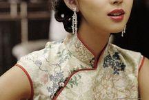 Wedding Hair - Oriental