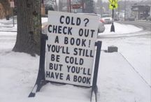 Library/Book Humor