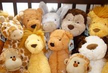 My stuffed animals / by Ava Flood