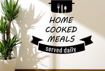 Food&Kitchen Stickers