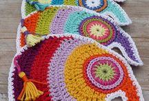 Moda em Crochet / moda