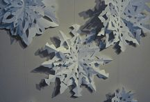 Snowflakes / by Michelle Munson George