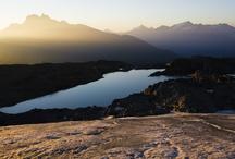 """Massif de la Vanoise / Pralognan est le """"camp de base"""" du massif de la Vanoise. Venez le découvrir à partir de ce petit village ou l'esprit montagne est toujours présent."""