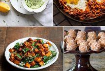 Recipes...