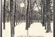 Art - Sketching - Ian Sidaway / Art by Ian Sidaway