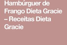 Receitas Dieta Gracie