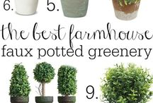 Wreath & Greenery ideas