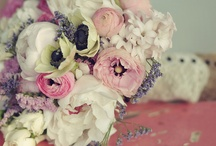 wedding {flowers} / by Kirsten Danielle   Through the Front Door