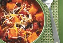 Recipes - Soups, Stews, Chilis / by Ray 'n' Hanna Withee