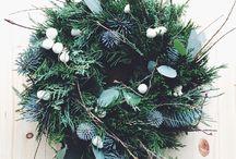věnce // wreaths