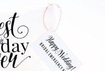bridal shower ideas & inspiration