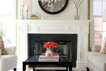 Fireplace / by Lorin Kraeling